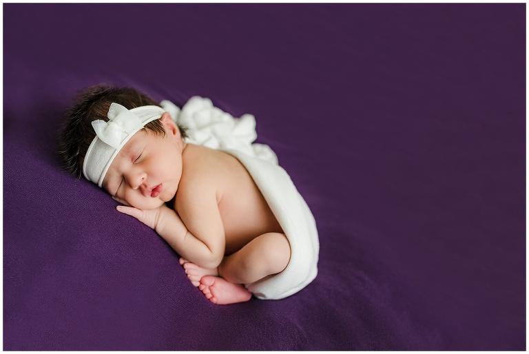 Loudoun county newborn photographer sweet pea studios